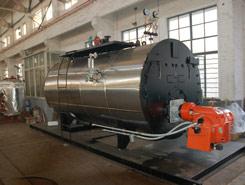 工业锅炉上的应用