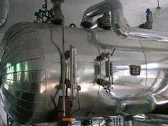 汽水分离器安装