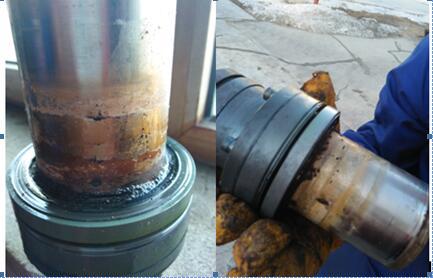 炼油泵上的应用